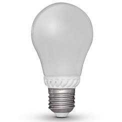 dimbare peervormige led-lamp 5W E27 230V 2700K (4 stuks)