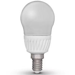 peervormige led-lamp E14 230V 3W G45 (4 stuks)