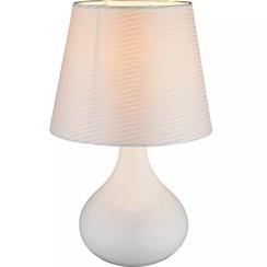 Tafellamp FREEDOM keramiek wit 21650