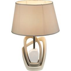 Tafellamp JEREMY keramiek 47 cm 21642T