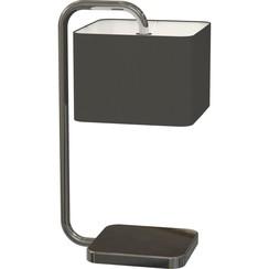 Tafellamp Kubus Design Zwart