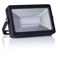 LED-spotlight 10 W zwart FL1-B10B