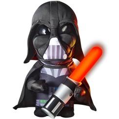 Darth Vader nachtlamp Star Wars zwart 15x15x28 cm WORL930015