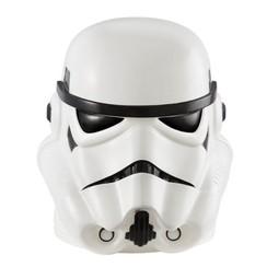 Stormtrooper Nachtlamp en zaklamp 14x8x8 cm wit WORL930010