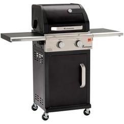 Gas Grill Barbecue Triton PTS 2.0 129032 2 branders zwart