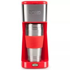 Koffiezetapparaat 2-in-1 650 W rood DO438K