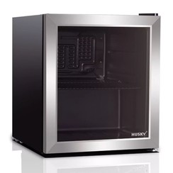 Mini-koelkast 45,8 L 49 W zwart CKK50-CNS