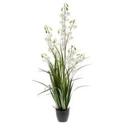 Kunstplant yucca gras 120 cm 420291
