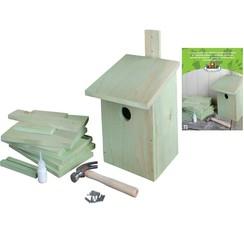 Doe-het-zelf vogelhuis 21,3x17x23,3 cm KG52