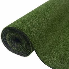 Kunstgras groen 1x25 m/7-9 mm