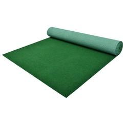 Kunstgras met noppen 20x1,33 m PP groen