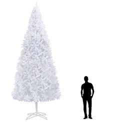 Kunstkerstboom 500 cm wit