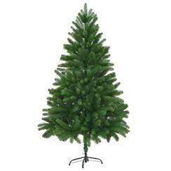 Kunstkerstboom met levensechte naalden 180 cm groen