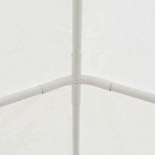 Opslagtent 5x10 m PE wit