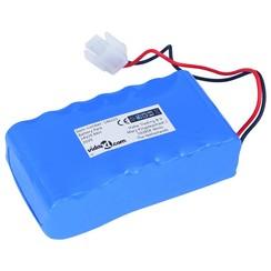 Vervangende lithium-ion-accu voor robotmaaier 4,4 Ah 24 V