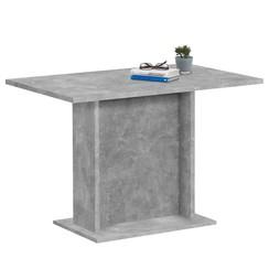 Eettafel 110 cm betongrijs