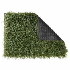 Kunstgras 1x4 m groen 6030570