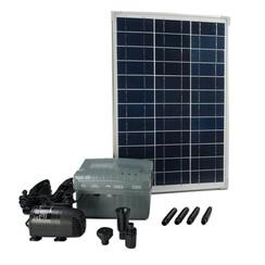 Solarmax 1000 set met zonnepaneel, pomp en batterij 1351182