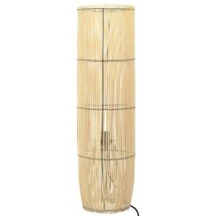 Vloerlamp E27 72 cm wilgen