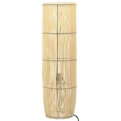 Vloerlamp E27 61 cm wilgen