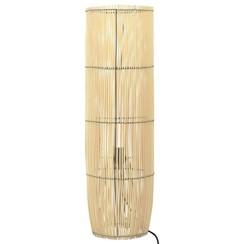 Vloerlamp E27 52 cm wilgen