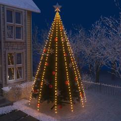 Kerstboom netverlichting met 500 LED's IP44 500 cm