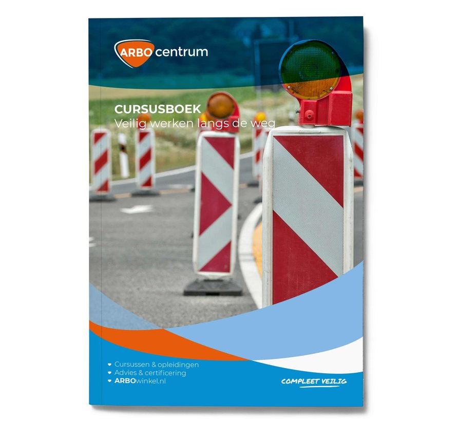 Boek Veilig werken langs de weg