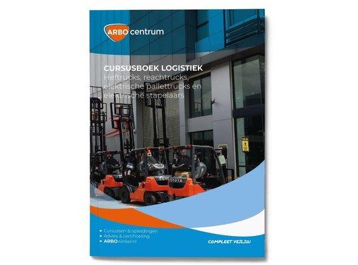 Boek Heftruck, Reachtruck, EPT & Stapelaar