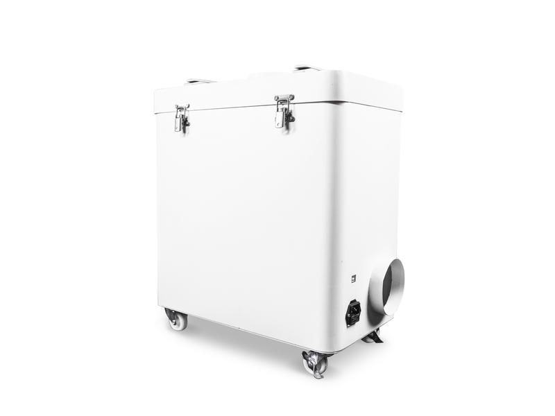 FLUX H13 HEPA filter replacement Beam Air