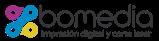 logo van FLUX Bomedia