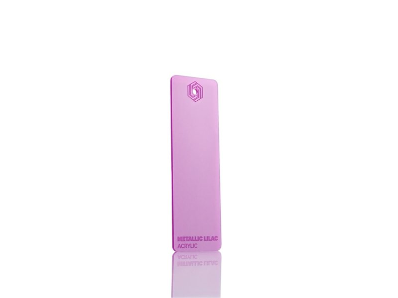Acrylic Metallic Lilac 3mm