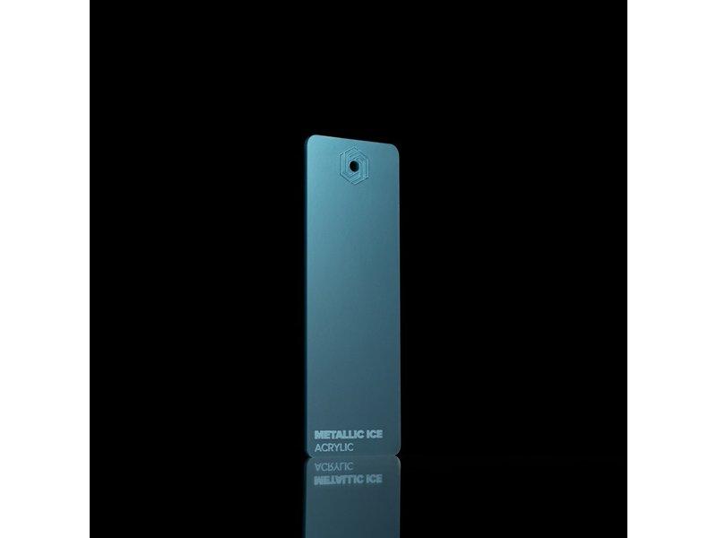Acrylic Metallic Ice 3mm  - 3/5sheets