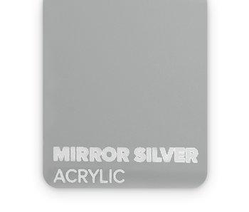 Acrylic Mirror Silver 3mm