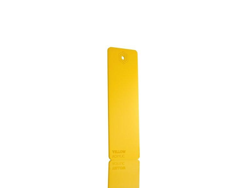Acrylic Yellow 3mm