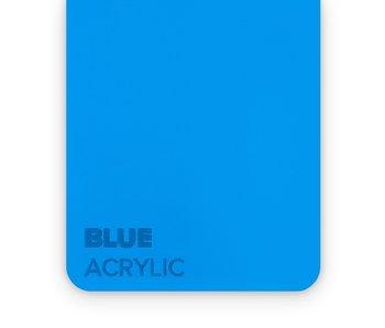 Acrylic Blue 3mm  - 3/5sheets