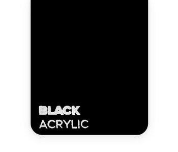 Acrylic Black 3mm