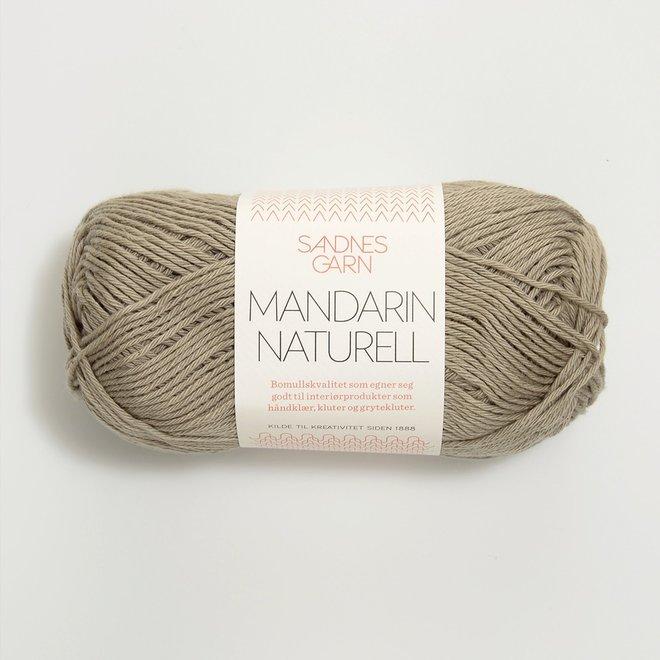 Sandnesgarn - Mandarin Naturell