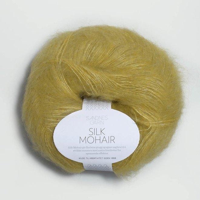 Sandnesgarn - Silk Mohair