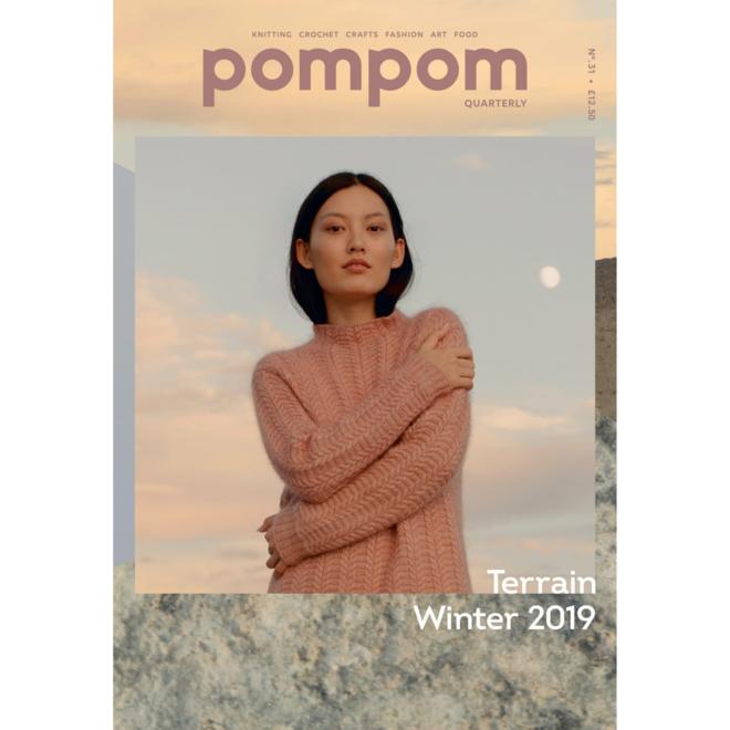 Pom Pom Quarterly - Issue 31: Winter 2019