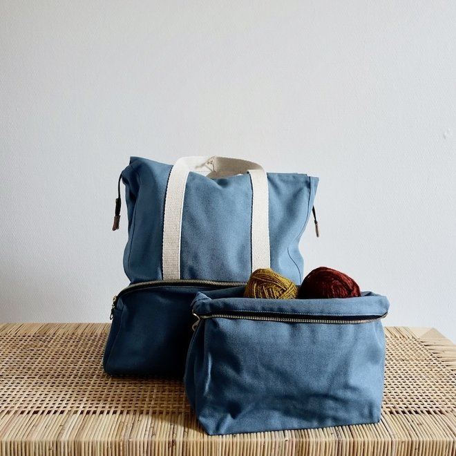 Project Backpack inkl. Pouche - Plystre