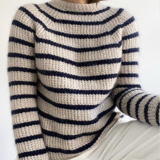 Sweater No. 12 - MyFavouriteThinks Knitwear