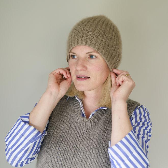 Mütze ELMO - frauschäfer StrickKit