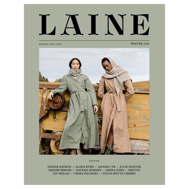 Vorbestellung LAINE Magazin - Winter 2020