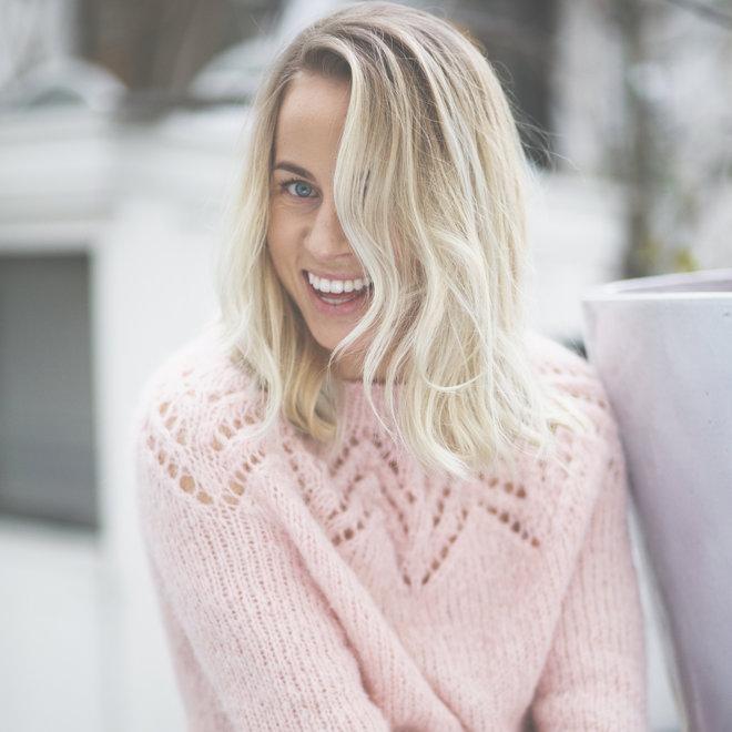 Tiril 4 Sweater - Sandnesgarn (StrickKit)