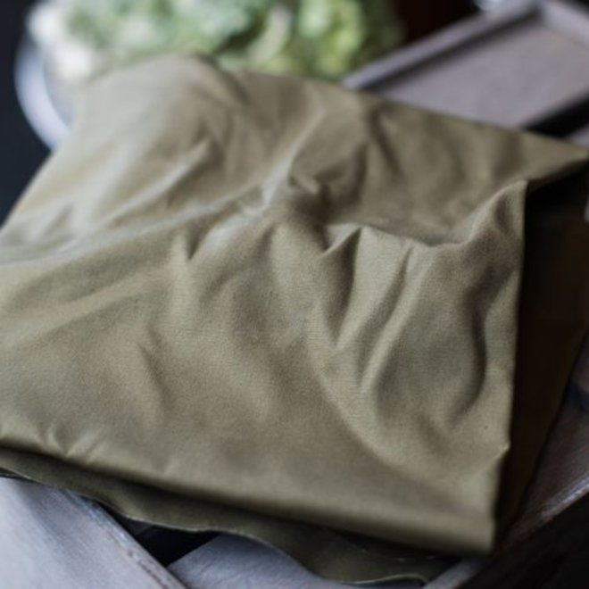 Dry Waxed Organic Cotton - Mind the Maker