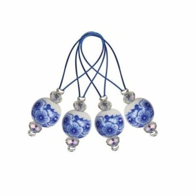 KnitPro - Maschenmarkierer Blooming Blue