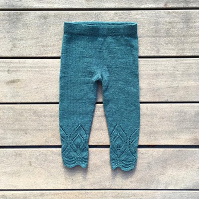 Knitting for Olive - Lace Leggings (PDF)