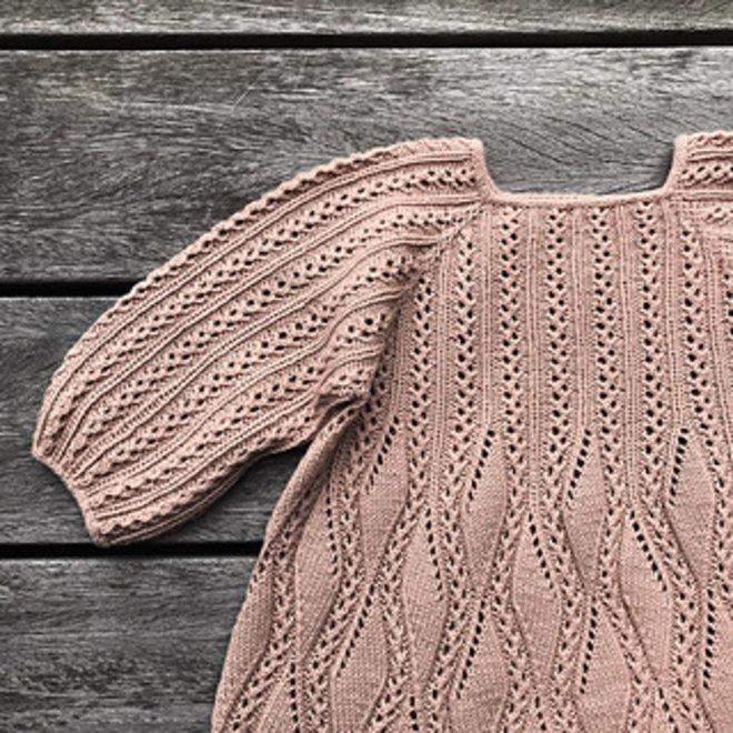 Knitting for Olive - Vanilla Kleid (PDF)