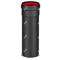 Single-walled tubular steel, Dia 80mm L: 1000mm