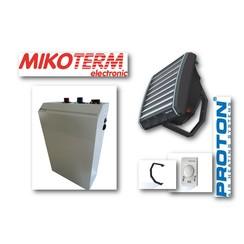 Set 4 TK-24 12kw & E25 Heater